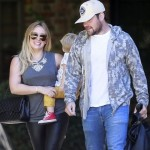 Hilary Duff: Happy Family Day