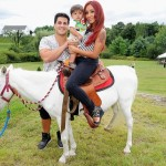 Inside Snooki's son Lorenzo's First Birthday Party