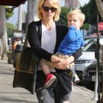 January Jones & Xander: Breakfast Pair