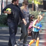 Jennie Garth Takes New Boyfriend To Daughter Fiona's Soccer Game