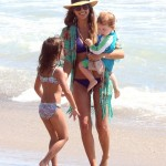 Jessica Alba & Family Soak Up The Rays on Holiday Weekend