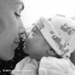 Jordana Brewster Debuts Newborn Son Julian