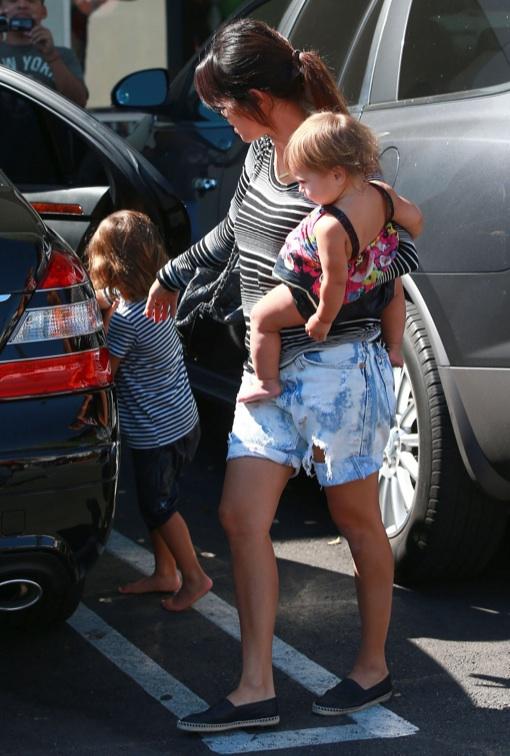 Kourtney Kardashian: Birthday Party Fun With Her Babies