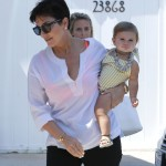 Grandma Time! Kris Jenner Enjoys a Day Out With Penelope