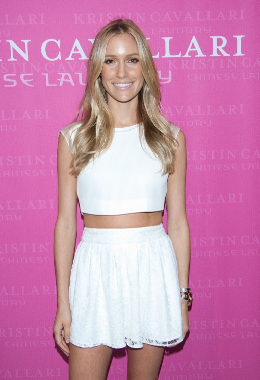 Kristin Cavallari At MAGIC Market Week