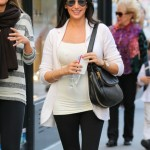 Lauren Silverman Proudly Shows Off Her Blossoming Bump