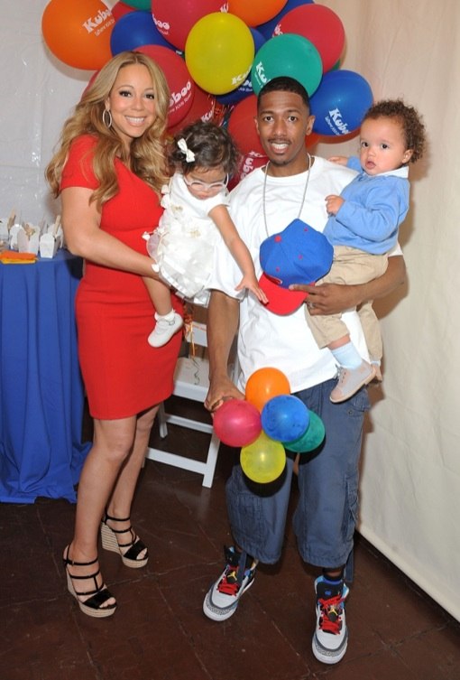 Nick Cannon and Family