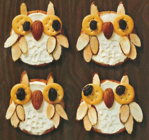 Make Snack Time Fun With Whooo's Hungry Owl Crackers