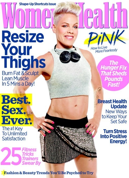 Pink Covers Women Health