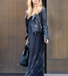 Rachel Zoe Leaving Her NYC Hotel