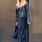Rachel Zoe's Fashionable Bump In The City
