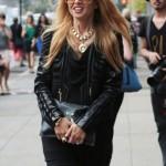 Rachel Zoe: Pregnancy Smiles