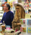 Rachel Zoe Shops For Toys In Beverly Hills