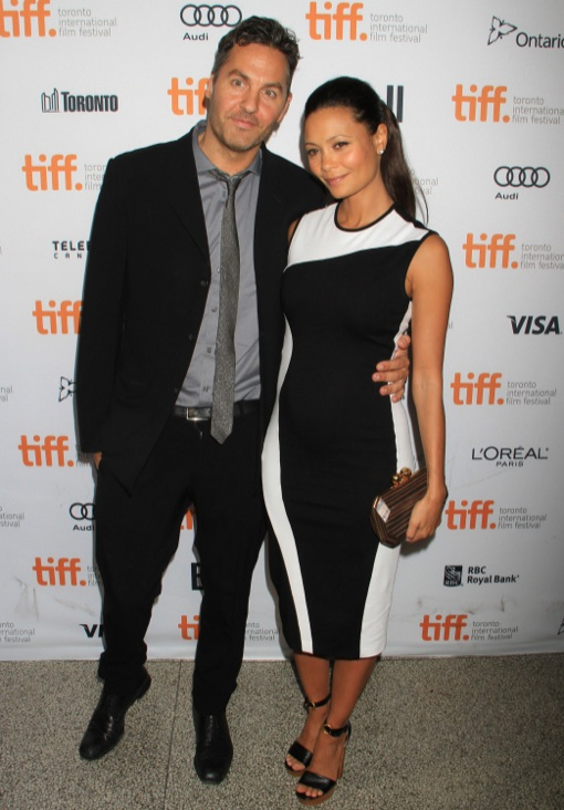 Thandie Newton Expecting Baby No. 3