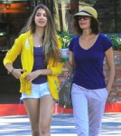 Exclusive... Teri Hatchers Takes Her Daughter To Lunch