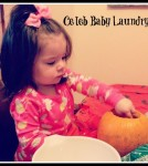 Ava-cleaning-pumpkin