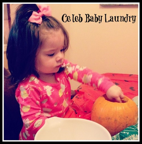 Pumpkin Picking and Carving with a Toddler