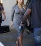 Kim, Khloe & Kylie Visit DASH