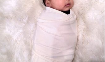 Kim Kardashian Shares Another Photo of Daughter North West