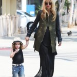 Rachel Zoe Bonds With Skyler Over Frozen Yogurt
