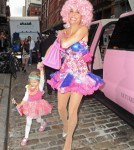 Bethenny Frankel Throws A Princess Themed Halloween Party For Bryn