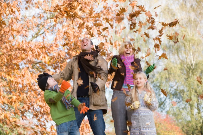 Enjoy Some Free Family Fun This Fall