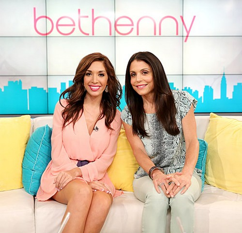 Farrah Abraham Defends Her Parenting Choices On Bethenny Frankel's Talk Show (VIDEO)