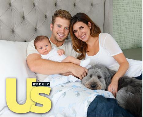 Jamie-Lynn Sigler & Cutter Dykstra Debut Son Beau