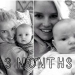 Jessica Simpson Proudly Shows off 3-Month-Old Son Ace