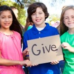 Give Your Child the Gift of Giving