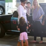 Grandma Time! Kris Jenner Takes Mason and Penelope Shopping