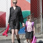 Nicole Kidman Picks Up Sunday From School