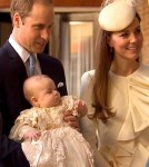 Prince George Christening
