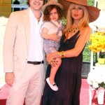 Rachel Zoe: Family Day at the 4th Annual Vueve Clicquot Polo Classic