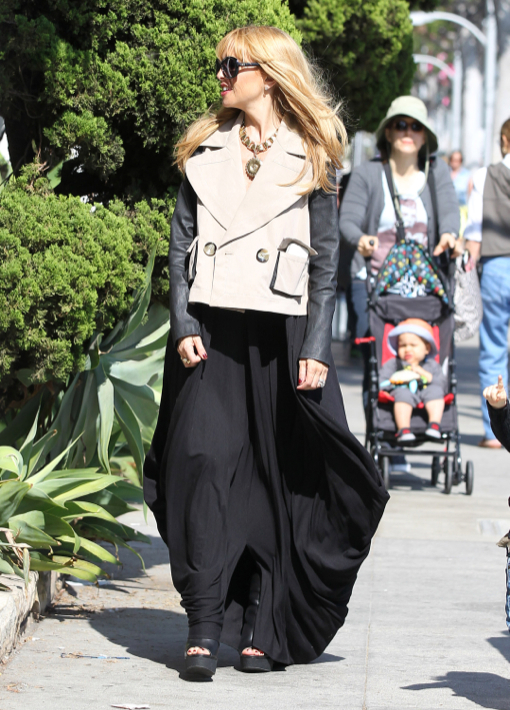 Rachel Zoe & Skyler: Frozen Yogurt Fun Day