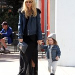 Rachel Zoe: Yogurt Stop With Skyler