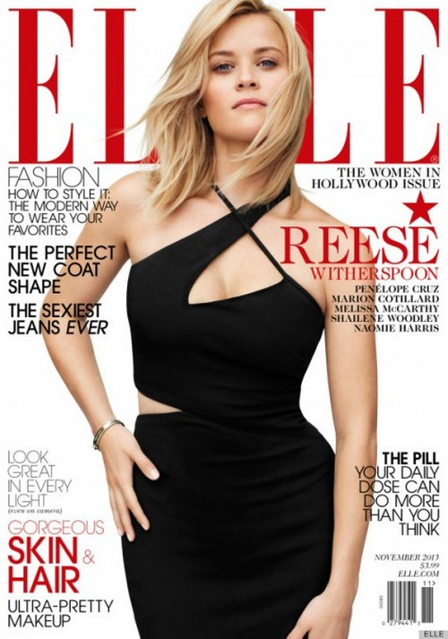 Reese Witherspoon Credits Her Children With Making Her A Better Women