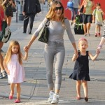 Sarah Jessica Parker Makes Her Daily School Run