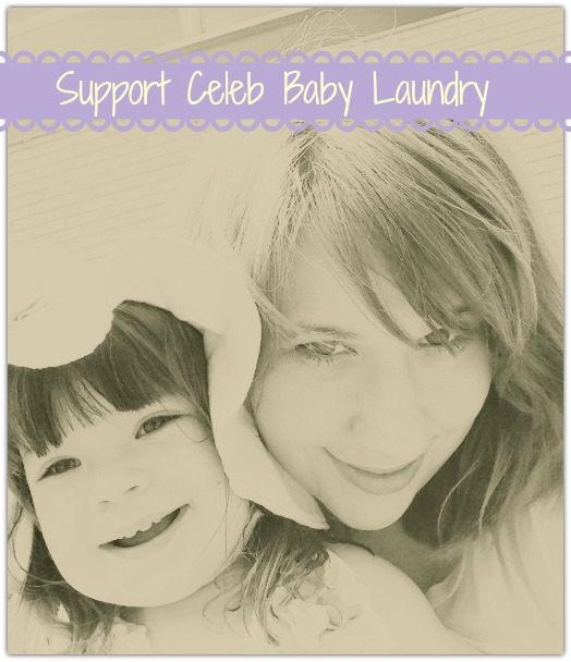 Celeb Baby Laundry is Nominated!