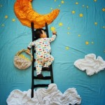 Mother Turns Naptime into Magical Dreamland Adventures