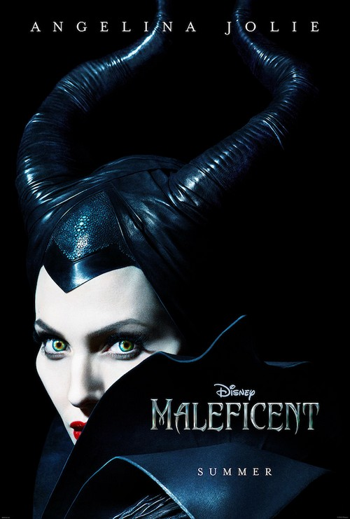 Check Out Angelina Jolie's Awesome New Maleficent Poster: First Trailer Released Tomorrow