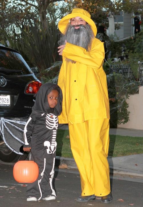 Sandra Bullock and Mel... Sandra Bullock Kids