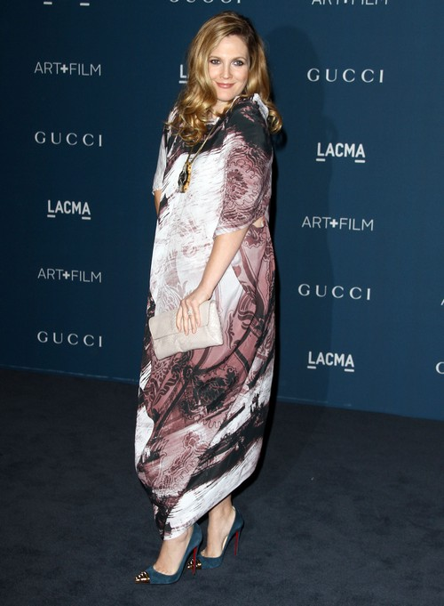 Drew Barrymore Pregnant With Her Second Child