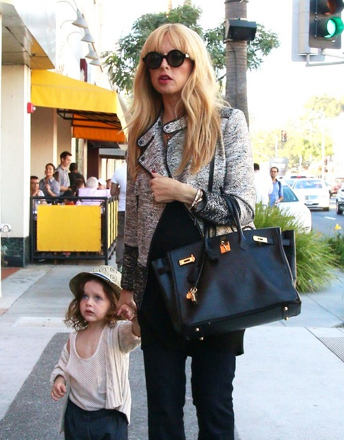 Rachel Zoe Announces She Is Nine-Months Pregnant and Almost Ready To Give Birth