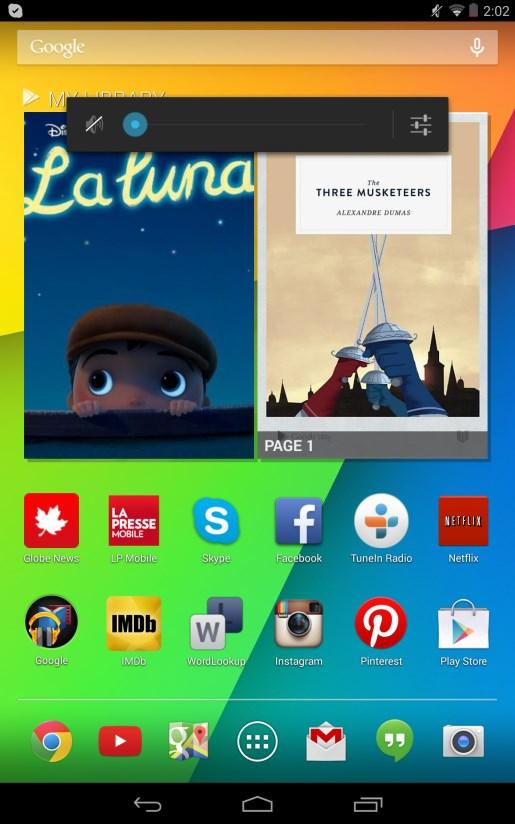 Google Nexus Review 7