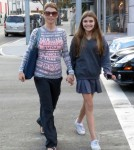 Lori Loughlin Out With Her Daughter In Beverly Hills