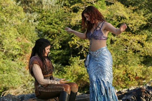 "Once Upon a Time Season 3 Episode 6 ""Ariel"" Spoilers & Sneak Peek #OnceUponATime"