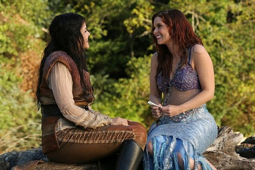 "Once Upon a Time Season 3 Episode 6 ""Ariel"" Spoilers & Sneak Peek #OnceUponATime"