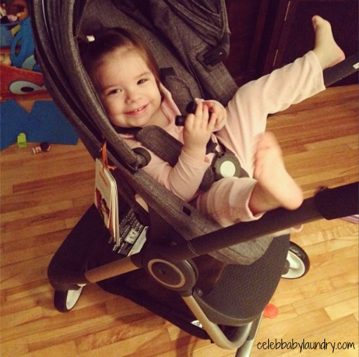 Stokke Scoot: The Urban Compact Stroller #HolidayGiftGuide #Review