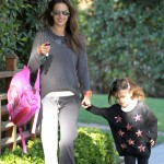 Alessandra Ambrosio Drops of Anja on a Busy Day